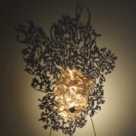 Les petites lueurs / sculptures d'ombres